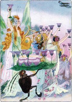 Fairy Party-Illustration! - Die Grafik-Fee