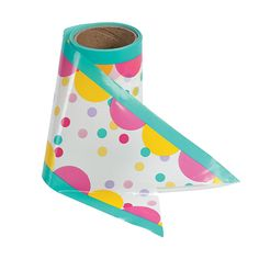 It's donut time! These Donut Party Streamers are a tasty way to decorate at a donut birthday party or at the office on National Donut Day. Donut Party Supplies, Donut Birthday Parties, Party Streamers, National Donut Day, Fathers Day Crafts, 11th Birthday, Baby Sprinkle, No Bake Treats, Oriental Trading