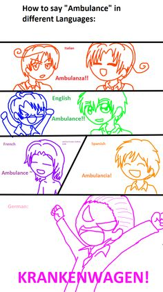 German compared to most languages iss very... well, I guessss it goess without ssaying.