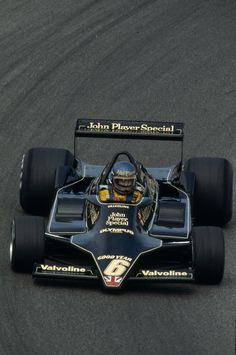 1978 GP Szwecji (Ronnie Peterson) Lotus 79 - Ford