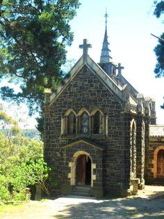 Beautiful church, Melbourne, Australia