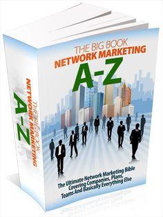 The big book network marketing A-Z