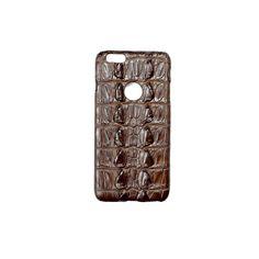 Genuine Exotic Crocodile iPhone 6Plus case #0011