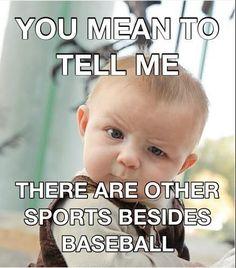 Baseball is best!