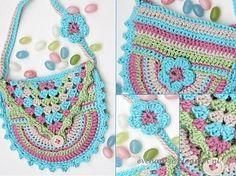 Jelly Bean Bag ~ free pattern