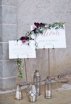 18 Dazzling Ways to Light Up Your Fall Wedding With Lanterns | Brit + Co