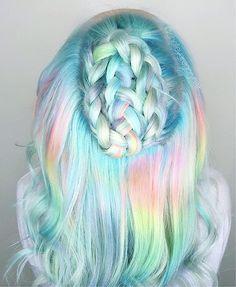 Unicorn hair anyone?!