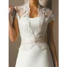 Net With Appliques Jaket Cheap Wedding Dress, Wedding Party Dresses, Wedding Jacket, Party Dresses Online, Beautiful Bride, Fasion, One Shoulder Wedding Dress, White Dress, Gowns