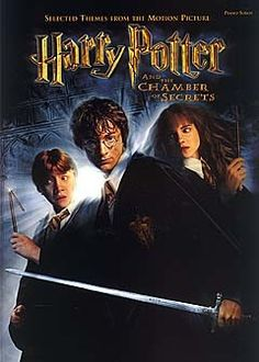 John Williams: Harry Potter and the Chamber of Secrets - Piano Solo. £12.99