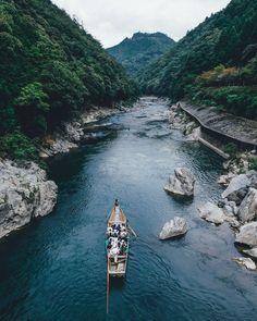To Arashiyama by Takashi Yasui - Photo 124174727 - 500px Kyoto