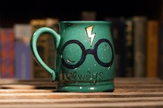 Harry Potter Always Literary Quote Mug  by OpheliasGypsyCaravan, $18.00