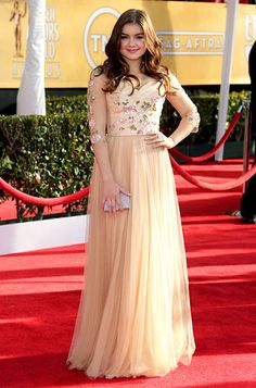 Ariel Winter - screen actors guild awards 2013