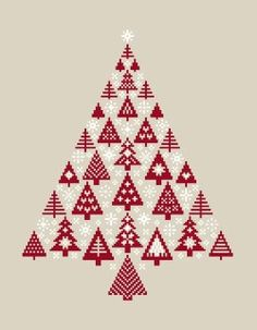 Unisono Stickvorlagen - Winter/Weihnachten