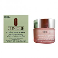 We are presently selling the extremeley popular Clinique Moisture Surge Intense Skin Fortifying Hydrator 50 ml for a slashed price. Don't miss out - buy the Clinique Moisture Surge Intense Skin Fortifying Hydrator 50 ml here now! Homemade Face Moisturizer, Clinique Moisturizer, Moisturizer For Oily Skin, Homemade Skin Care, Cream For Dry Skin, Skin Cream, Clinique Moisture Surge, Beauty Tips For Skin, Beauty Ideas