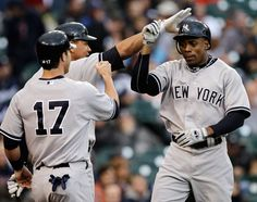 2012-06-01 Grand-erson: Slugger's slam lifts CC, Yanks.  Curtis Granderson's grand slam Friday helped CC Sabathia and the Yanks top the Tigers in Detroit.