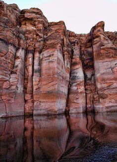 ✮ Lake Powell Water Canyon - AZ / NV