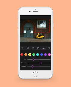 darkroom app in iphone 6
