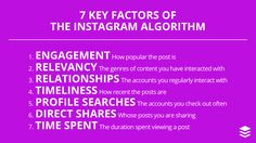 Understanding the Instagram Algorithm: 7 Key Factors and Why the Algorithm is Great for Marketers
