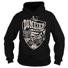 Its a DOMEIER Thing (Eagle) - Last Name, Surname T-Shirt
