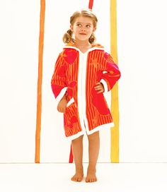 6295b11030 Children s Luxe Island Beach Robe. Terry Rich Australia.