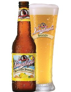 LEINENKUGELS summer shandy Classic Red PATCH label craft beer brewery brewing