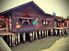 chew jetty penang - Google Search
