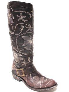 "NEW! Old Gringo Anca Stitch 16"" Boots L1006-3   Boot Star  www.BootStarOnline.com"