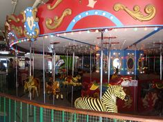 Used to take you to Ventura Harbor Carousel all the time when you were a wee one.
