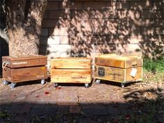 Handmade Recycled Wooden Box for$50. Download 5miles app for free to get inspired for home décor ideas. Look for brand new and gently used items on 5miles. You get what you see here, and we help you connect with your neighbours and shop stylishly frugal.