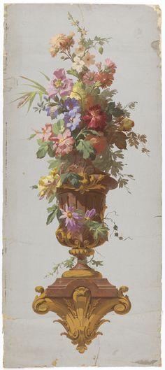 Sidewall (possibly France), 1875–1925
