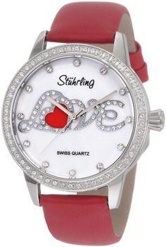 "Stuhrling ""LOVE"" watch"