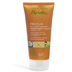 Organic self-tanner Prosun - MELVITA  NEW !