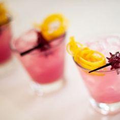 Hibiscus Lemonade