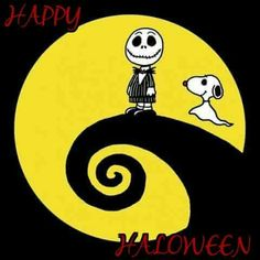 Snoopy day of the dead