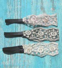 Lace Headwrap