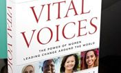 Vital Voices - supports women's rights in many countries & has been particularly active in fighting trafficking