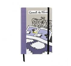 Cahier de rêves By DLP  Designer: Valérie Nylin