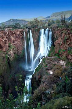 Marokko afsnijding en horizon