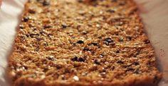 Maple Cinnamon Granola Bars  the combination of maple and cinnamon, are reminiscent of wonderful cinnamon rolls.
