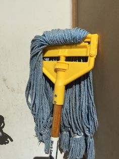 This mop looks like Skrillex. #funny #Haha #Lol #happy