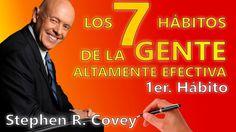 Los Siete Hábitos de la Gente Altamente Efectiva -  Stephen R. Covey - P...