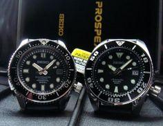 Comparartive Review: SBDX001 Marinemaster vs SBDC001 Sumo Seiko Marinemaster, Seiko Sumo, Seiko Watches, Breitling, Mens Fashion, Accessories, Boots, Moda Masculina, Man Fashion