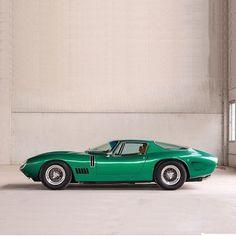'68 Bizzarrini 5300 GT Strada  #bizzarrini #5300gt
