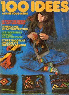 Tricots et cuisine de 100 Idées: 100 Idées de 1976