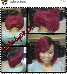 Bob action quick weave double cap no glue on hair easy pull off bob quick weave pmusecretfo Images
