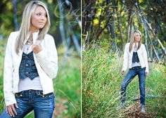Great senior photo ideas