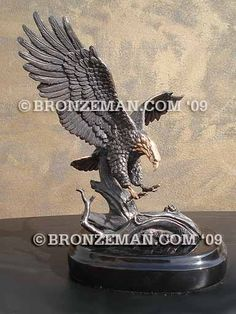 Beauty, power & strength have all been captured in this bronze. To make this sculpture a part of your permanent collection call (877) 528-2531.