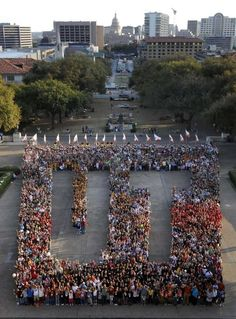What happens here changes the world - #Texas #UT #longhorns