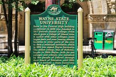 I would like to go to wayne state university to become a mortician. requirements please(:?