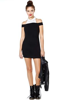 Nasty Gal Look Sharp Dress | Shop Clothes at Nasty Gal